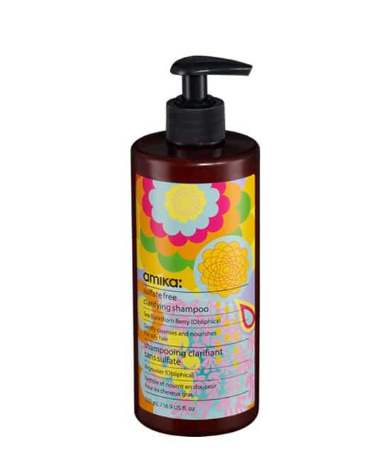 Sulfate free clarifying shampoo_500 ml