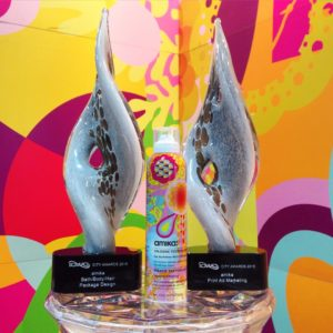 ספריי טקסטורה פרסים יוקרתיים לשנת 2015