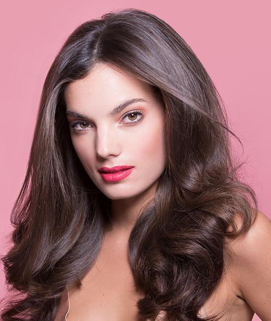 שיער מטופח עם מוצרי אמיקה