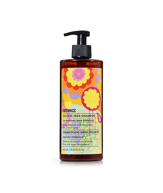 שמפו ללא מלחים לשיער יבש
