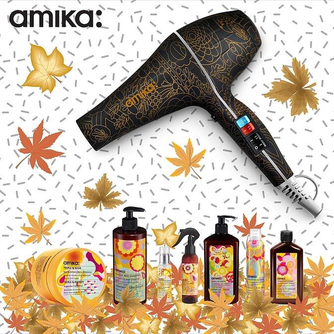 מוצרי טיפוח של אמיקה לסתיו