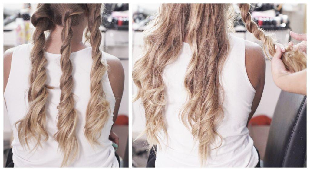 צמת חבל בשיער