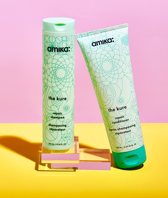 The kure shampoo - amika