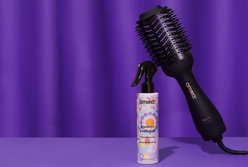 מברשת שיער חשמלית חדשנית